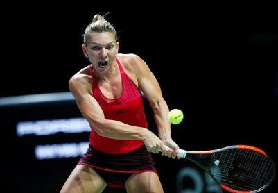 Simona Halep vuelve a triunfar en Shenzhen