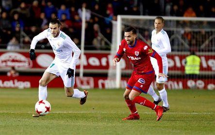Bale, titular en Liga tres meses y medio después