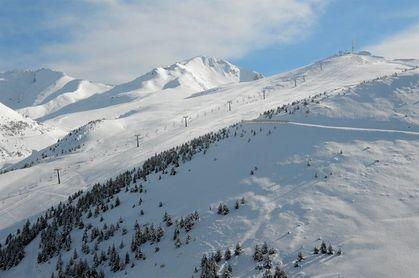 Las estaciones aragonesas ofrecen el fin de semana 339 kilómetros esquiables