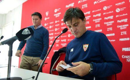 """Montella: """"Estamos muy motivados para el próximo partido"""""""