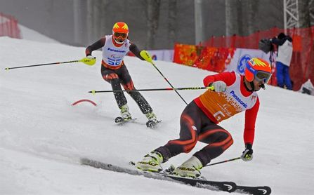 """Santacana y Galindo """"afinan detalles"""" para los Juegos de Pyeongchang"""