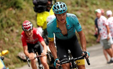 Fuglsang, subcampeón olímpico y ganador de Dauphiné Liberé, correrá en Murcia