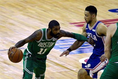 103-114. Irving y Brown lideran la remontada de los Celtics en Londres