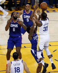 115-121. Lou Williams vuelve a ser decisivo en triunfo seguido de Clippers