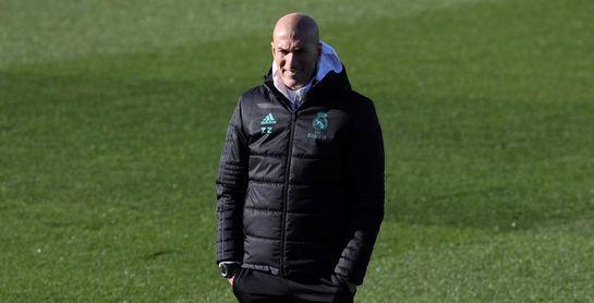 Llorente se suma a Ramos y Benzema en las ausencias de la última sesión