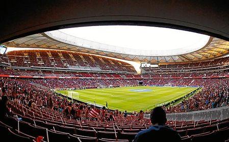 Sigue el Atlético-Sevilla FC en directo.