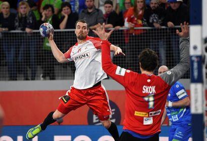 28-31. Dinamarca aprovecha desplome físico de Zarabec para asegurarse triunfo