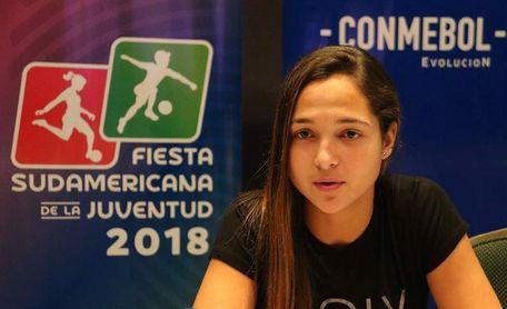 Bolivia y Venezuela empatan con goles de Leonela Cruz y Deyna Castellanos