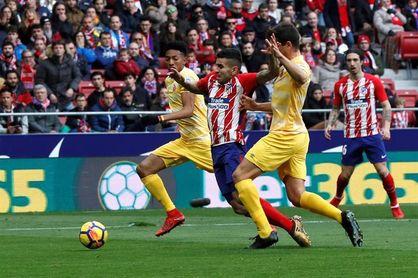 1-1. Atlético de Madrid y Girona empatan en el Wanda Metropolitano