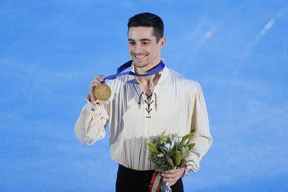 Javier Fernández prepara el asalto al oro en PyeongChang