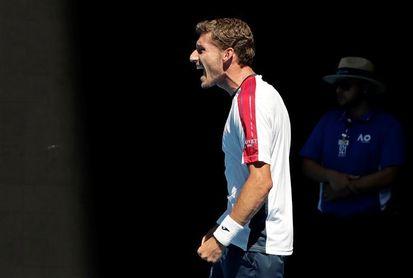 Pablo Carreño y Guillermo García López en tercera ronda en Australia