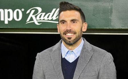 Eder Sarabia, segundo entrenador del Betis.