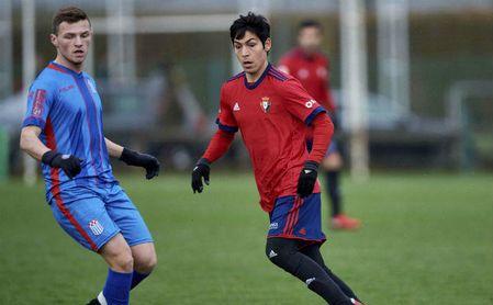 Borja Lasso ya golea con Osasuna