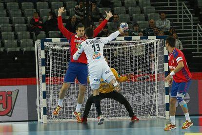 Francia acaricia las semifinales y Suecia se aferra a sus opciones