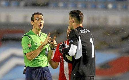 Martínez Munuera impartirá justicia en el Sevilla-Atlético.