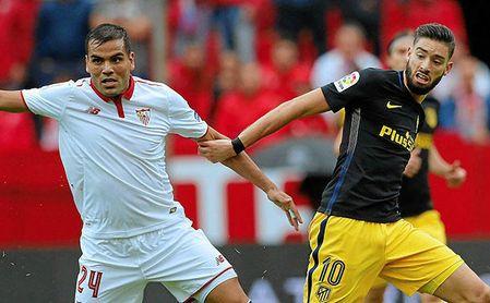 Sevilla FC-Atlético, en directo