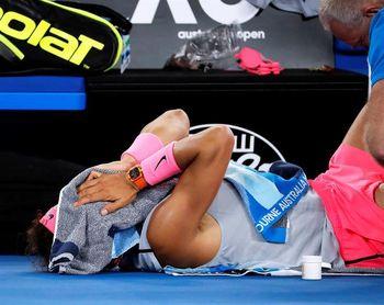 La lesión de Nadal deja una semifinal inesperada entre Cilic y Edmund