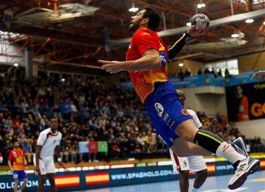 Goñi sustituye a Dani Dujshebaev en la lista para el partido con Alemania