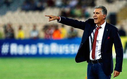 Irán jugará el 14 de marzo contra Libia el primer partido de preparación