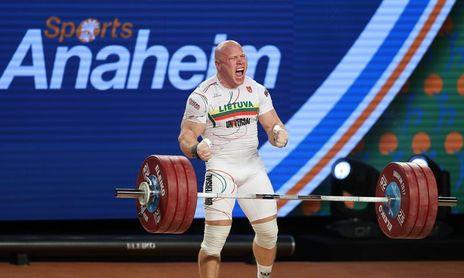 El lituano Didzbalis, medalla de bronce en JJOO de Río 2016, da positivo