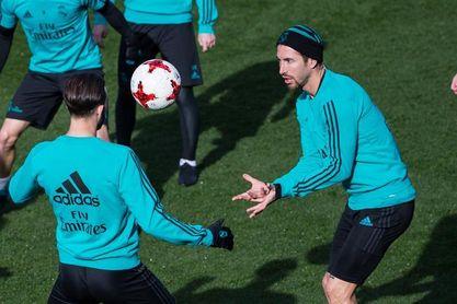 Ramos vuelve a una lista con descanso para Marcelo, Kroos, Bale y Cristiano