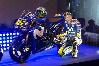 """Rossi asegura que """"ser campeón del mundo no es una obsesión"""""""
