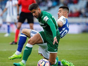 Samu García regresa al Málaga cedido hasta final de temporada por el Levante