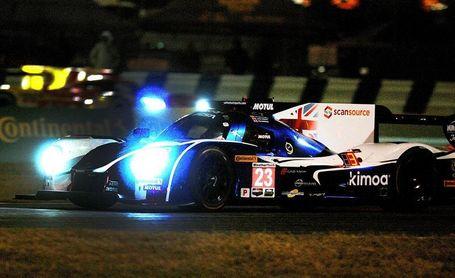 Alonso queda lejos de los de cabeza en el último entrenamiento en Daytona