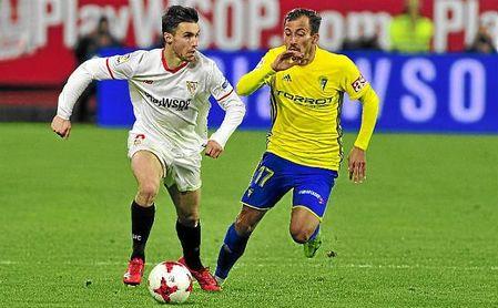 Sébastien Corchia sufre una lesión en el recto anterior derecho y está pendiente de evolución.