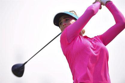 La española Belén Mozo hará el saque inaugural del Panamá Championship de golf