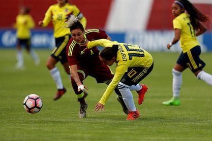 0-2. Angie Castañeda se perfila como goleadora y da tercer puesto a Colombia