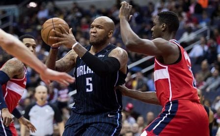127-105. Speights sale como titular y decide la victoria de los Magic