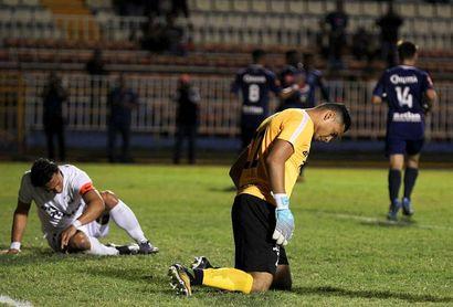 3-0. El Motagua es nuevo líder del Clausura al vencer al Honduras Progreso
