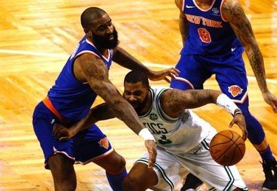 Los Cavaliers ganan sin Love; los Celtics sin Irving; grave lesión de Canaan