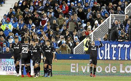 "El informador de LaLiga pasó por alto el ""Puta Sevilla""."