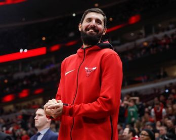 Los Pelicans consiguen a Mirotic por tres jugadores y una primera selección