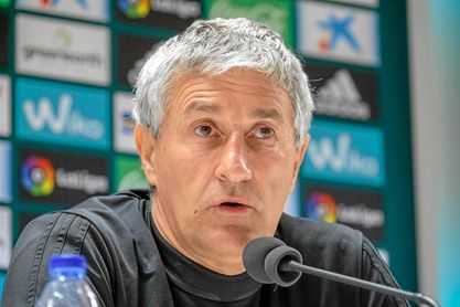 """Setién: """"Madrid, Sevilla o Leganés sabían cómo jugamos y les ganamos"""""""