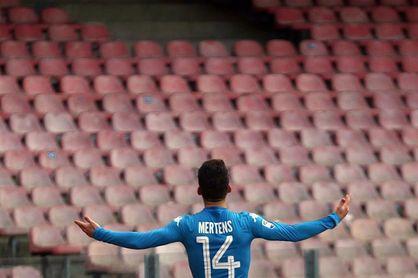 """El soñado """"Scudetto"""" del Nápoles pasa por la visita al colista Benevento"""