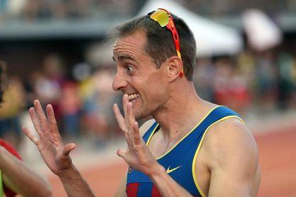 Ángel David Rodríguez, mínima para el Mundial de Birmingham en 60 (6.62)