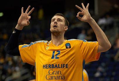 El Gran Canaria testará el nivel del Delteco, la revelación esta temporada