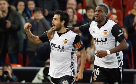 Kondogbia y Garay entran en la lista del Valencia ante el Atlético