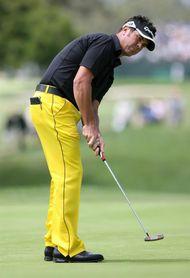 El estadounidense Eric Axley es el nuevo líder del Panamá Championship de Golf