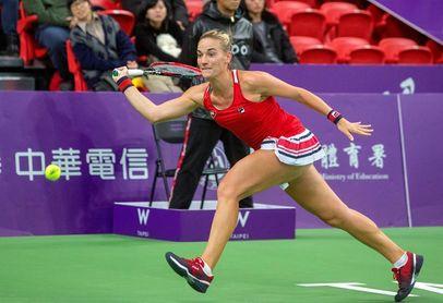 La húngara Timea Babos suma el tercer título de su carrera en Taiwán