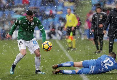 El Leganés ya piensa en el duelo copero ante el Sevilla