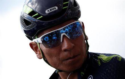 Nairo Quintana celebra sus 28 años subiendo montañas en Colombia