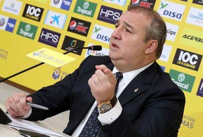 Declaran prescrita la condena al presidente de la UD Las Palmas por unas obras en su finca