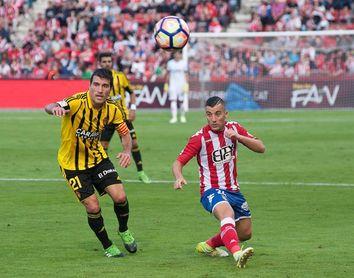 El Girona y Fran Sandaza rescinden su vinculación