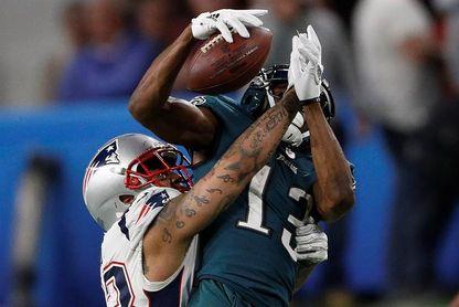 Las marcas fueron también protagonistas en la gran final de la NFL