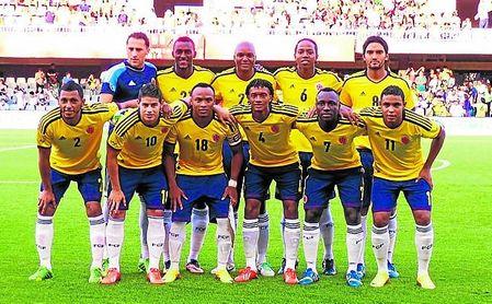 Mosquera y Muriel coincidieron en la selección colombiana.