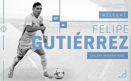 Felipe Gutiérrez ya tiene nuevo equipo